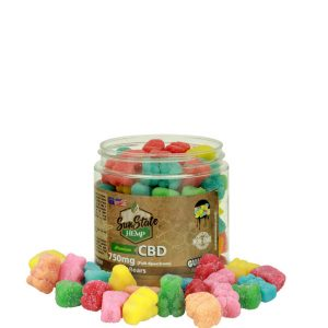 Full Spectrum Gummies Hemp Oil Extract with CBD