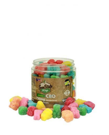 Full Spectrum Gummies Hemp Oil Extract with CBD